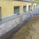 Sanierungen von Feuchte- und Schimmelschäden im Mauerwerk
