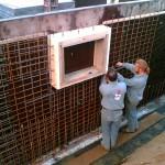 Bauunternehmen Stahlbetonarbeiten